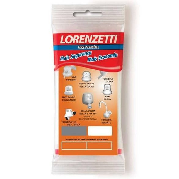 LORENZETTI-RESIST-MAXI-AQUEC-127V-5500W