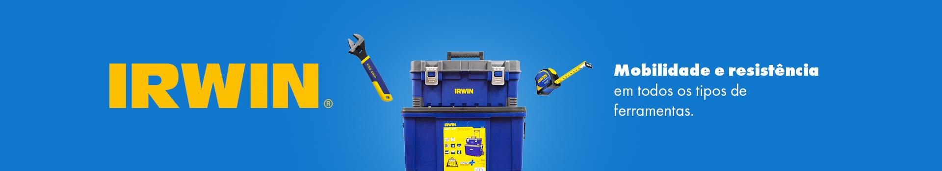 Banner marca irwin