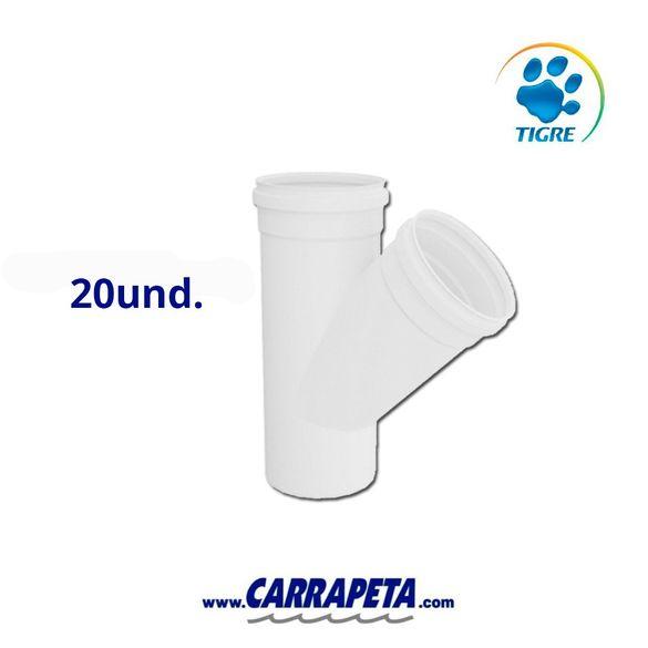 066866-Kit-com-20-Juncoes-Simples-de-Esgoto-100mm-x-100mm-Tigre